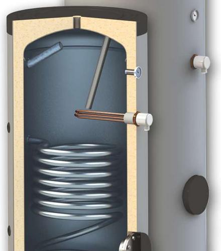 Brauchwasserspeicher / Standspeicher
