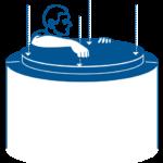 optimierte Vliesisolierung Aufbau Schritt 02